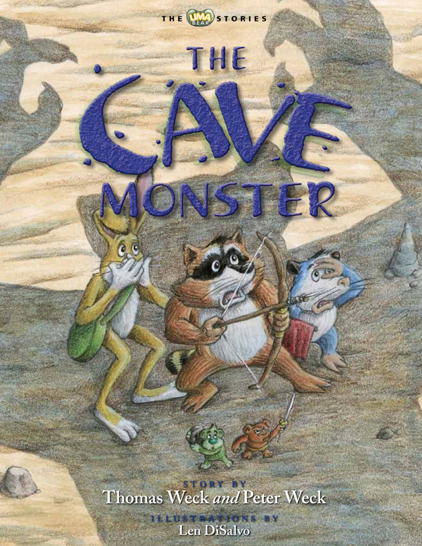 Cave Monster_front cover