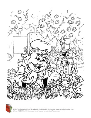 Labyrinth_coloring sheet_1