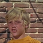 Buddy Hinton in the Brady Bunch Bully episode